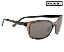 Serengeti Women's Sara Polarised Sunglasses - Crystal Brown/Cool Photo Grey