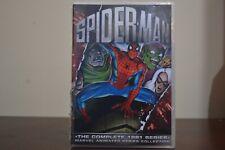 Spider-Man 1981 Animated Series DVD Set