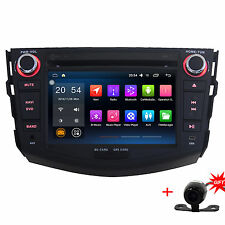 7'' Car 2 Din Android Quad Core DVD GPS Radio Stereo for Toyota RAV4 2007-2012