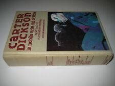 CARTER DICKSON , LA NOBILE ARTE DEL DELITTO, I ED. OMNIBUS GIALLI 1990, NUOVO -