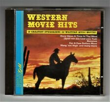 CD, Western Movie Hits, 18 Greatest Hits Of Western Music Movies