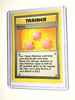 REVIVE - Base Set - 89/102 - Uncommon - Pokemon Card - Unlimited - NM