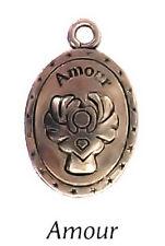 Pendentif Larme D'ange Amour (Fabrication Française)
