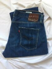 Levi's capital e Hesher * regular, Recta * Hecho en CA, EE. UU. * 36w * 00602-0060