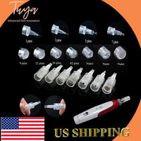 Pins Needles Cartridges,Tips For Electric Auto Microneedle Stamp MYM Derma Pen