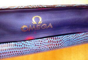 Vintage original case box for Omega watch 50's