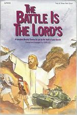 The Battle is the Lord's: A Complete Worship Service for use by  Youth -John Lee