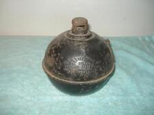Vintage The Toledo Torch Smudge Pot Railroad Construction Light Flare Lantern