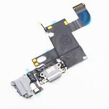 Iphone 6 4.7 A1549 A1586 muelle de carga Manos Libres Audio Micrófono Puerto Flex Cable Gris