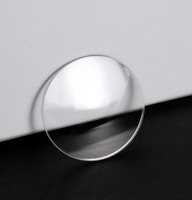 Double DOMED Glass 1.2mm Edge Thick 30mm-38.5mm Sapphire Watch Crystal GF8704B