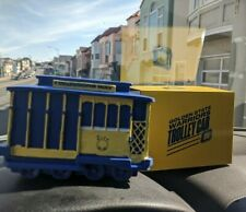 Golden State Warriors 2019 Trolley Car Cable Car 10/10 Dubs Gsw