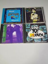 New ListingLot Of 4 Old School Hip Hop And Rap Cds