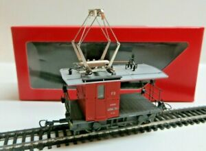 Bemo 1271 206 H0m Shunting Tractor Te 2/2 No 4926 Der fo Furka Oberalp Tested