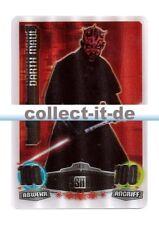 Force Attax Movie Cards 1 LE5 - DARTH MAUL - Limitierte Auflage