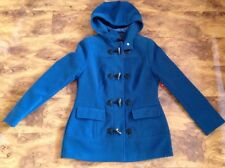 Womens Ladies Duffle Coat Size 10