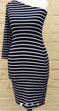 Top shop Striped Dress Size 6