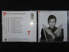 CD PETE TOWNSHEND / ALL THE BEST COWBOYS HAVE CHINESE EYES /