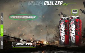 Call of Duty Vanguard + Warzone COD Exclusive Operator Skin + Dual 2XP Game Fuel