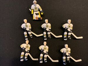 Wayne Gretzky Table top hockey Boston Bruins Team with extra player