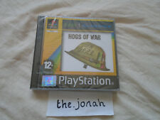 Hogs of War PS1 (BRAND NEW AND SEALED) VERY RARE Sony PlayStation