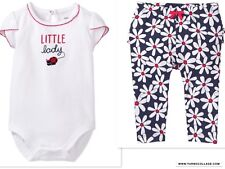 NEW GYMBOREE 2018 SPRING FORWARD LITTLE LADYBUG OUTFIT 18-24 MTHS