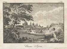 1820 Berka View of Buenos Aires, Argentina