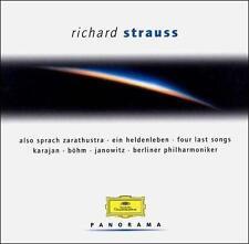Panorama: Richard Strauss von Karajan/Berlin/Others 2 CD SET! BRAND NEW! SEALED!