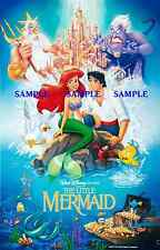 "The Little Mermaid (11"" x 17"") Movie Collector's Poster Print (T2) - B2G1F"