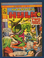 Marvel Comic - The Mighty World of Marvel - Incredible Hulk - Issue 228 - 1977