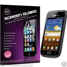 Samsung Galaxy con I8150 Wonder Alta Calidad Transparente Pantalla LCD Protector