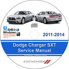 2012 dodge charger manual