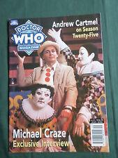 DOCTOR WHO MAG - NO 225 - MAY 1995