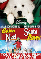 Search for Santa Paws DVD Region 1 WS DVD IN PERFECT CONDITION!!