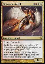 MTG FIREMANE ANGEL FOIL EXC - ANGELO CHIOMA DI FUOCO - RAV - MAGIC