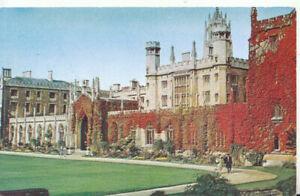 Cambridgeshire Postcard - St Johns College - Ref TZ5961