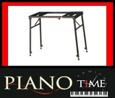 Bench Style Stand | Suits DJ turntables, keyboards, mixers | Height adjustable