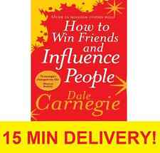 [EBOOK] How to Win Friends and Influence People - Dale Carnegie *15min delivery*
