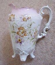 Antique Coalport England porcelain jug