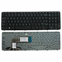 NEW Laptop US Keyboard with Frame For HP 15-r220cy 15-r221cy 15-r222cy 15-r223cy