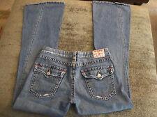 Women's True Religion Jeans 30 True Religion Joey Jeans 30 Flare Jeans Pants 30
