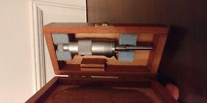 Rolle Switzerland Etalon Vintage Micrometer Gage
