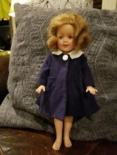 Vintage Ideal Shirley Temple Doll, St-12, 1950s ?