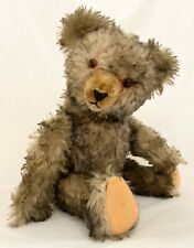 "Lovely vintage German teddy bear 44cm - 17,3"" - 1950's"
