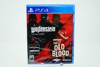Wolfenstein The New Order and The Old Blood: Playstation 4