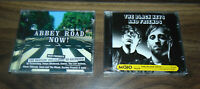 Mojo Bundle X2 CD's New Sealed Black Keys & Friends Abbey Road Now