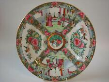 ORIENTAL CHINESE / JAPANESE DECORATIVE PLATE ROSES