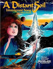A DISTANT SOIL: IMMIGRANT SONG Trade Paperback