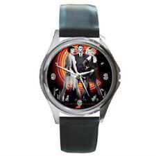 Chicago (the musical) watch (round metal wristwatch)
