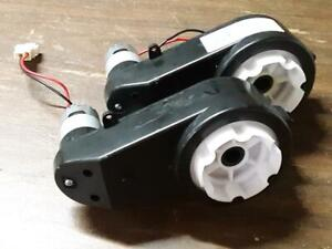 2x 6V Power Wheels Gearbox and Motor 11,000 RPM for Ride On Toys DYNACRAFT