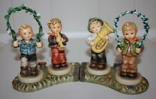 Goebel Hummel Sounds of Spring Step, Tune, Song & Sweetheart with Bases
